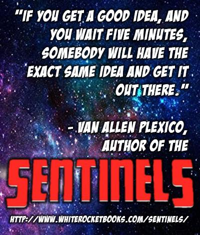 Van Allen Plexico, Author of the Sentinels